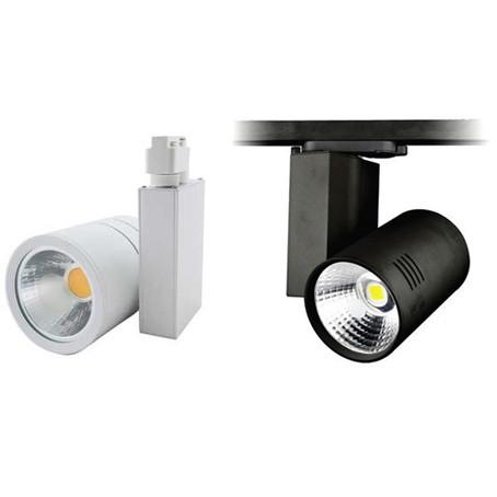 LED lištový reflektor IDEALED TRACK COB2 30W