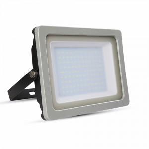 LED venkovní reflektor SLIM SMD PREMIUM IP65 100W denní bílá