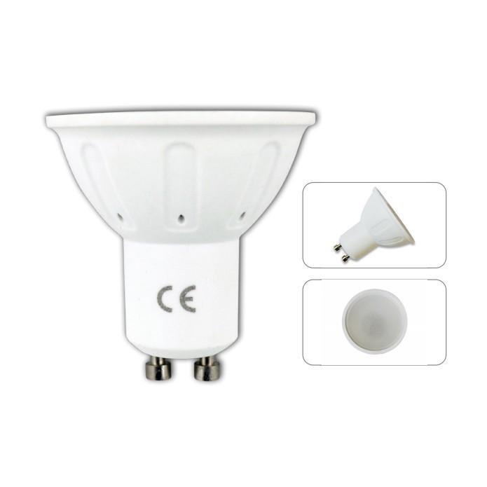 LED žárovka Aigostar 8W GU10, teplá bílá