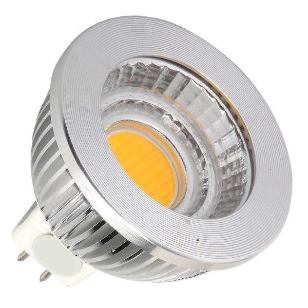 LED žárovka IdeaLED MR16 5W COB teplá bílá