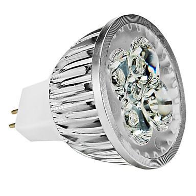 LED stmívatelná žárovka IdeaLED 4LED, MR16, bodová, studená bílá 4W