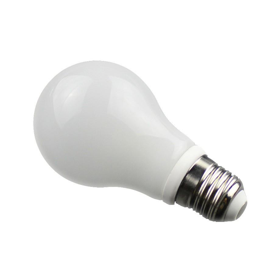 LED žárovka Bulb Glass E27 7W teplá bílá