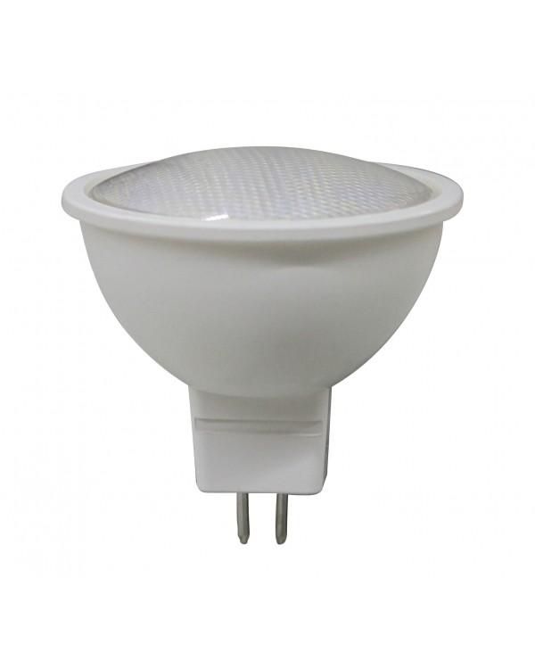 LED žárovka Spot MR16/GU5.3 4W 12V teplá bílá