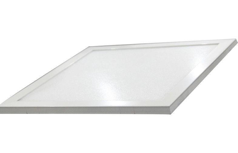 LED stropní panel 600x600 36W IP20, bílý rám, teplá bílá