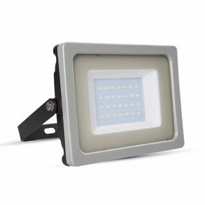 LED venkovní reflektor SLIM SMD PREMIUM IP65 30W denní bílá