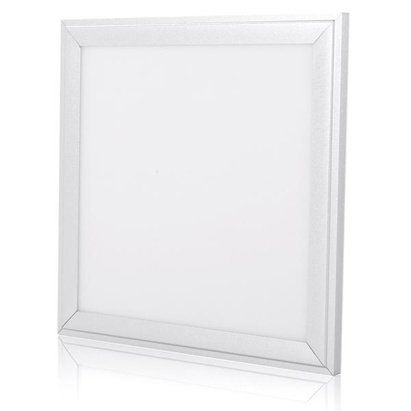 LED stropní panel 300x300 16W IP20, bílý rám, normální bílá
