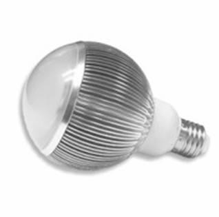 IdeaLED LED žárovka 18LED GLOBE 10W E27 studená bílá