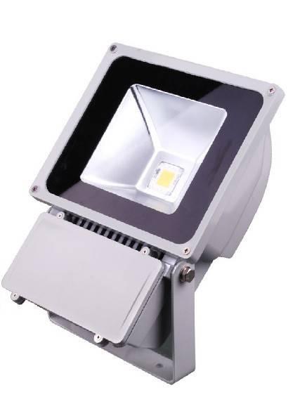 LED venkovní reflektor Classic COB 80W studená bílá