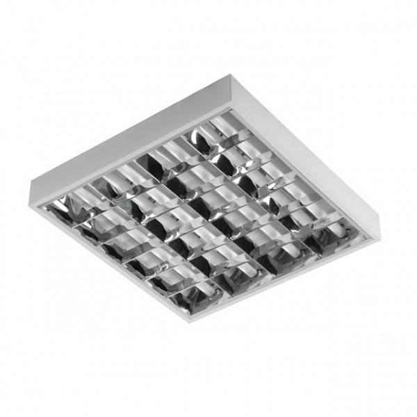 Svítidlo přisazené pro 4 LED zářivky 60cm