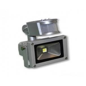 LED venkovní reflektor IDEALED 10W PIR