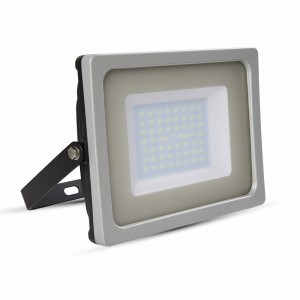 LED venkovní reflektor SLIM SMD PREMIUM IP65 50W denní bílá