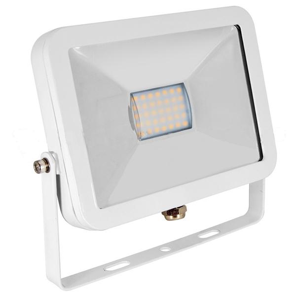 LED venkovní reflektor SLIM SMD PREMIUM IP66 10W studená bílá