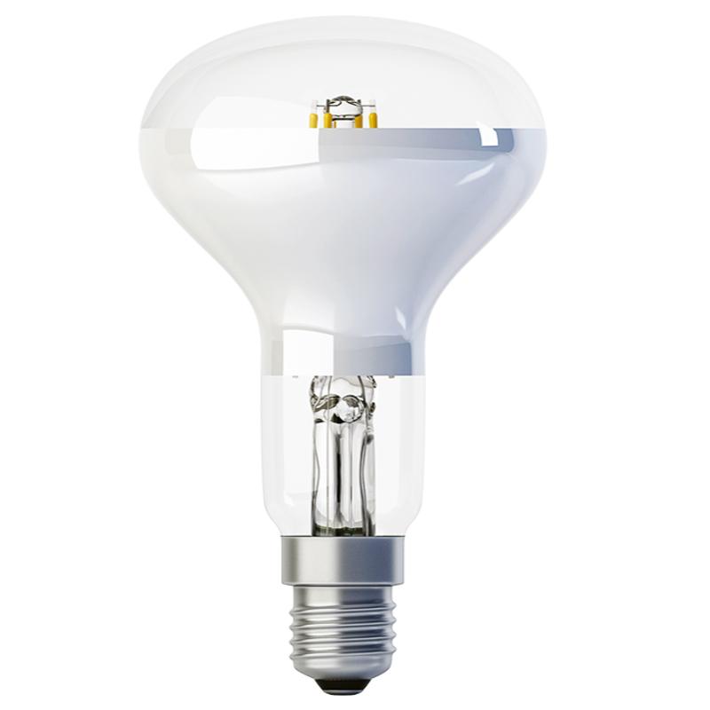 LED žárovka E14 5W R50 filament teplá bílá