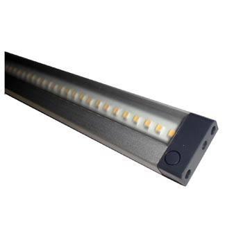 LED lišta SMD3528, IR senzor, 50cm, 5W, teplá bílá