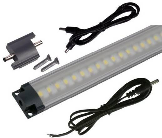 LED lišta SMD3528, 30cm, 3W, teplá bílá