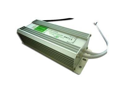 LED trafo vodotěsné, 150W, 12,5A, 12V