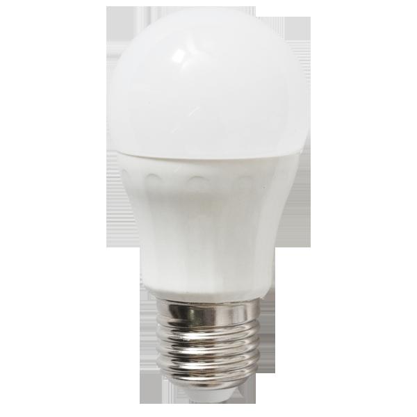 LED žárovka Aigostar 7W E27 A50, teplá bílá