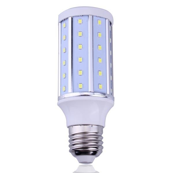 IdeaLED LED žárovka CORN 60LED E27 studená bílá 10W
