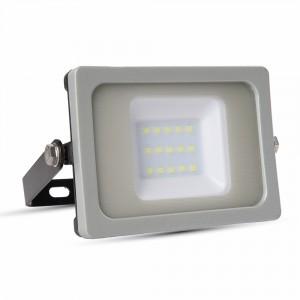 LED venkovní reflektor SLIM SMD PREMIUM IP65 10W denní bílá