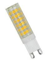 LED žárovka G9 5W teplá bílá