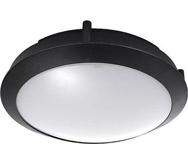 LED přisazené svítidlo s čidlem pohybu MW IP66 20W teplá bílá