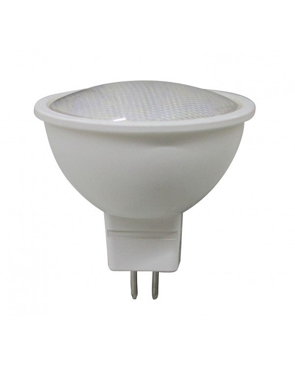 LED žárovka Spot MR16/GU5.3 4W 12V studená bílá