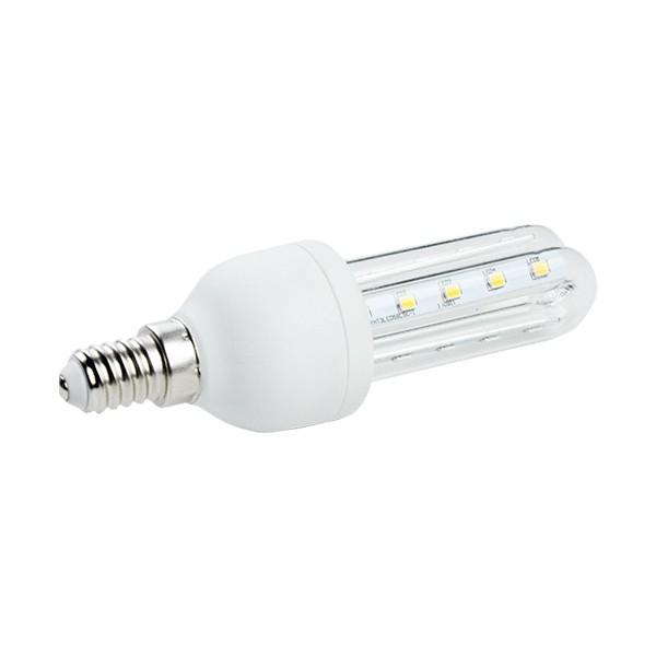 LED žárovka AIGOSTAR 6W E14 B5 teplá bílá