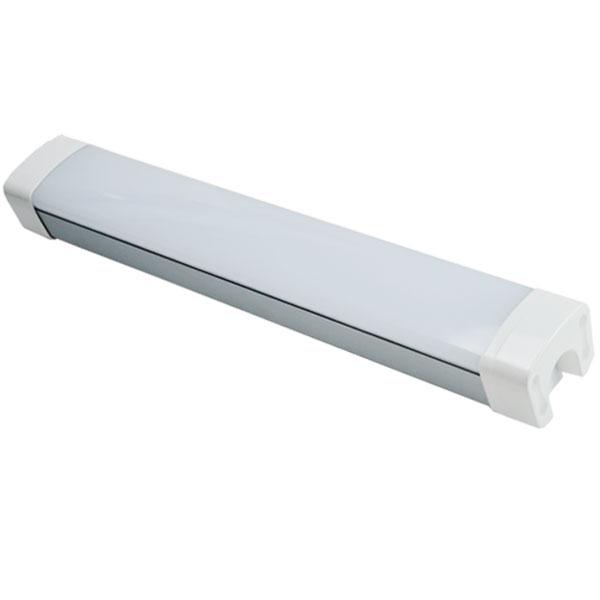 LED prachotěsné svítidlo hliníkové IP65 s pohybovým čidlem 20W