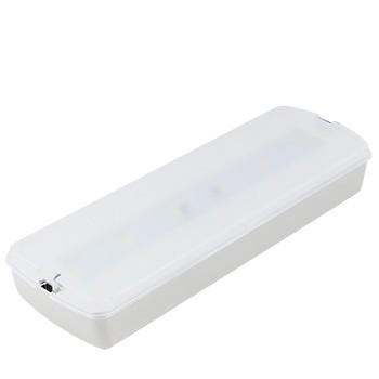 LED nouzové svítidlo přisazené 3W