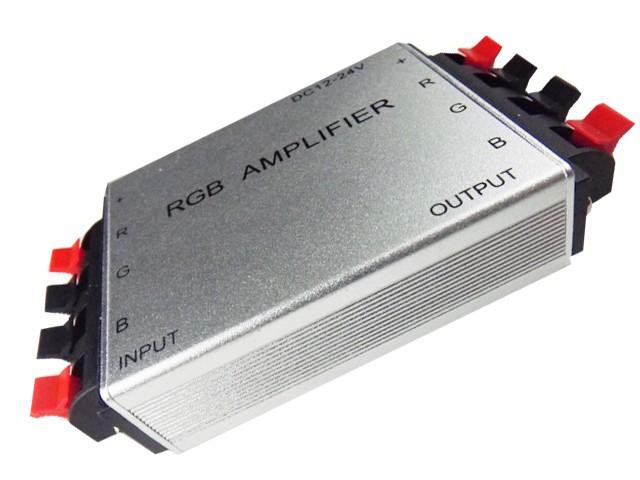 RGB zesilovač 12V