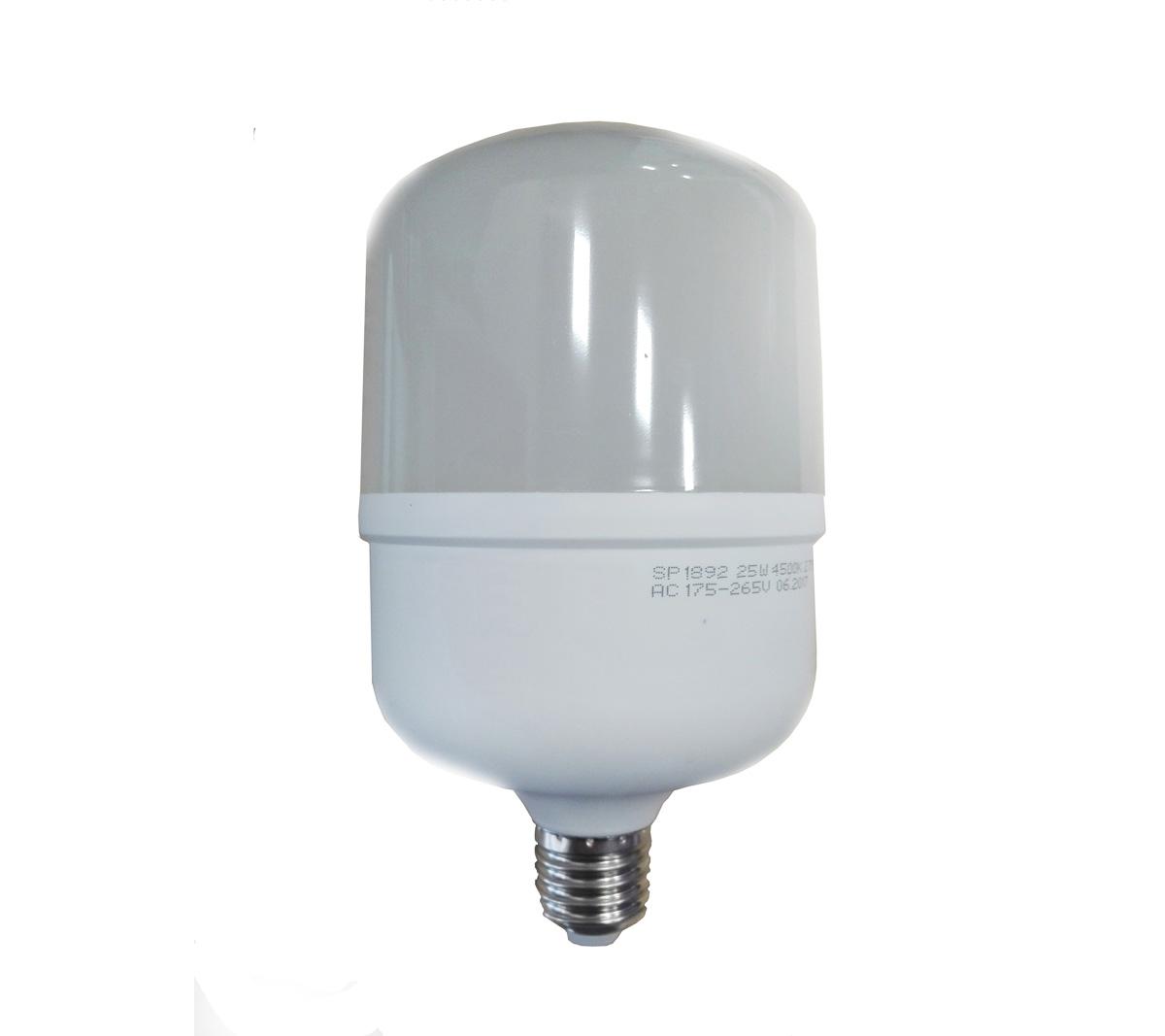LED žárovka CORN E27 25W studená bílá