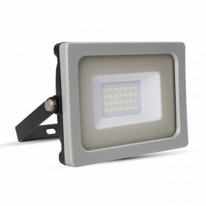 LED venkovní reflektor SLIM SMD PREMIUM IP65 20W denní bílá