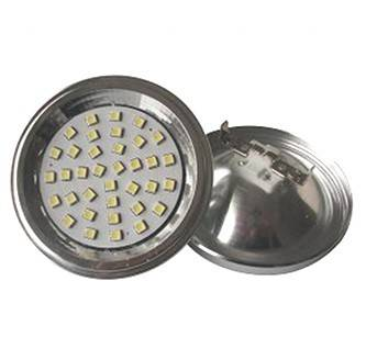 LED žárovka AR111 G53 6W studená bílá