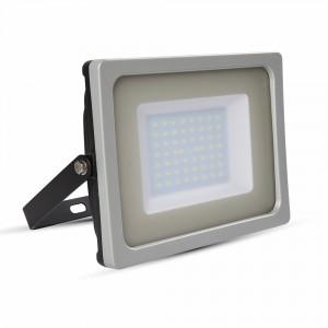 LED venkovní reflektor SLIM SMD PREMIUM IP65 50W studená bílá