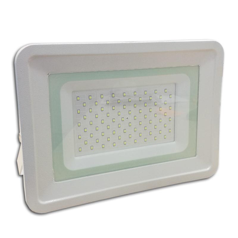 LED venkovní reflektor SLIM SMD CLASSIC IP65 70W studená bílá