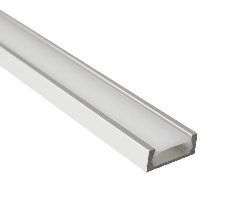 Hliníkový profil MICRO pro LED pásku FP-1888 2m