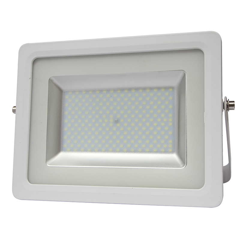 LED venkovní reflektor SLIM SMD CLASSIC IP65 150W studená bílá