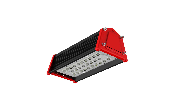 LED lineární průmyslové svítidlo LHB01 30W 5000K