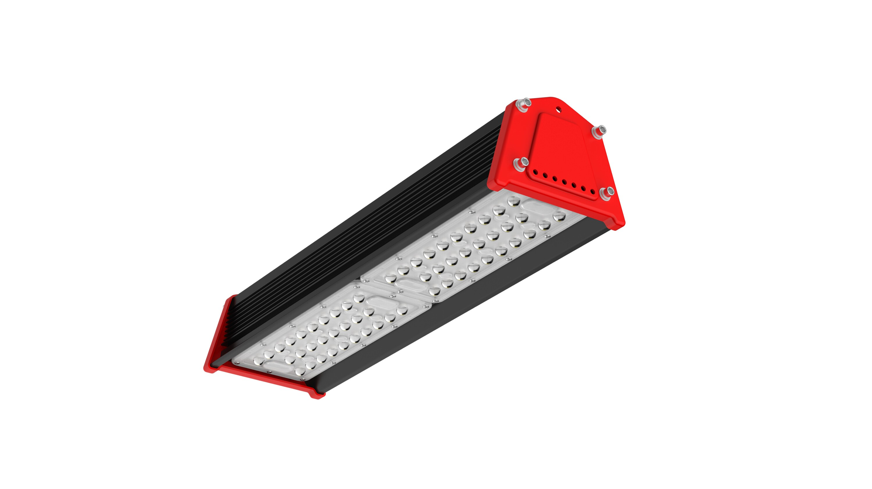 LED lineární průmyslové svítidlo LHB01 60W 5000K