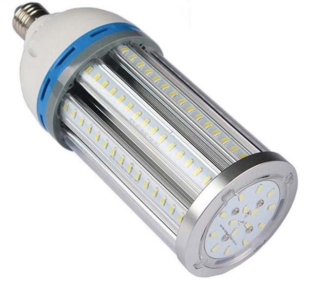 LED žárovka CORN E40 60W studená bílá