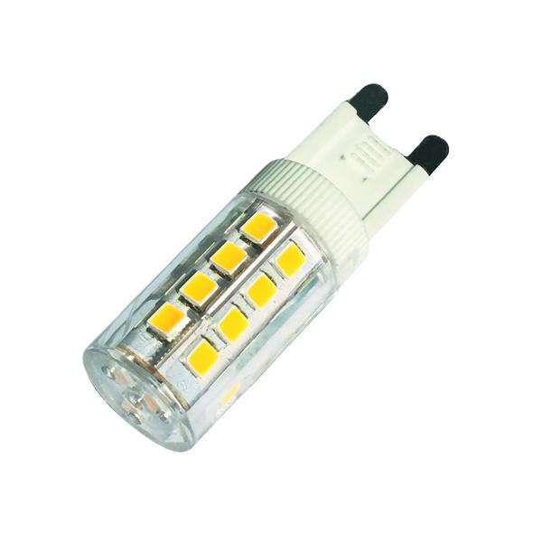 LED žárovka G9 CORN 2W teplá bílá