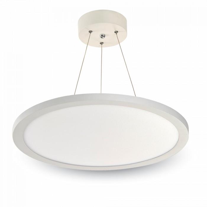 LED panel kruhový závěsný 30W normální bílá