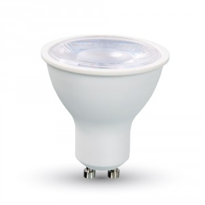 LED žárovka GU10 8W 750 lm 38° teplá bílá