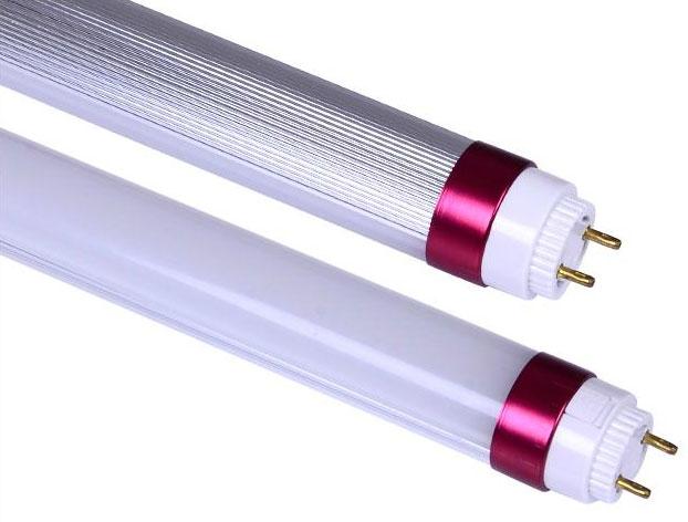LED zářivka na maso T8 60cm 11W růžová 935 lm