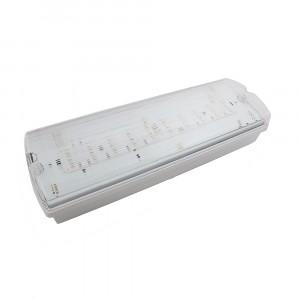 LED nouzové svítidlo přisazené 4W IP65