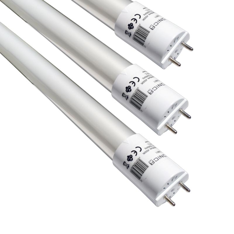 LED zářivka T8 Glass HL 60cm 9W 900 lm teplá bílá